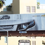 2013 Chevrolet Volt Find New Roads billboard