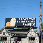 Adventure Time everything burrito billboard