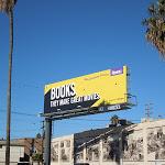Books make great movies Roku billboard