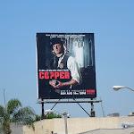 Copper TV billboard