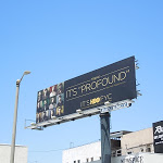 Treme Profound Emmy billboard 2013