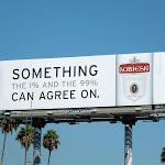 Sobieksi Vodka agree billboard