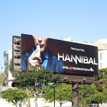 Hannibal NBC billboard