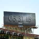 Game of Thrones 3 teaser billboard