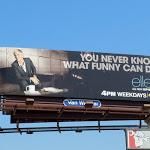 Ellen season 9 talk show billboard