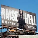 Hell on Wheels season 2 AMC billboard