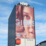 Girls season 2 giant billboard