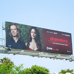 Shameless season 3 Emmy billboard