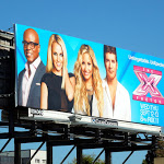 Britney Spears Demi Lovato X Factor season 2 billboard