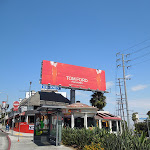 red Tom Ford Women billboard