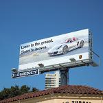 Porsche Boxster 2012 billboard